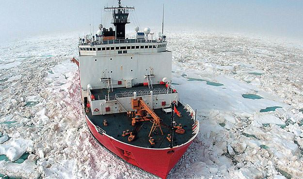 ロシア鉄道と北極海航路の意外な関係