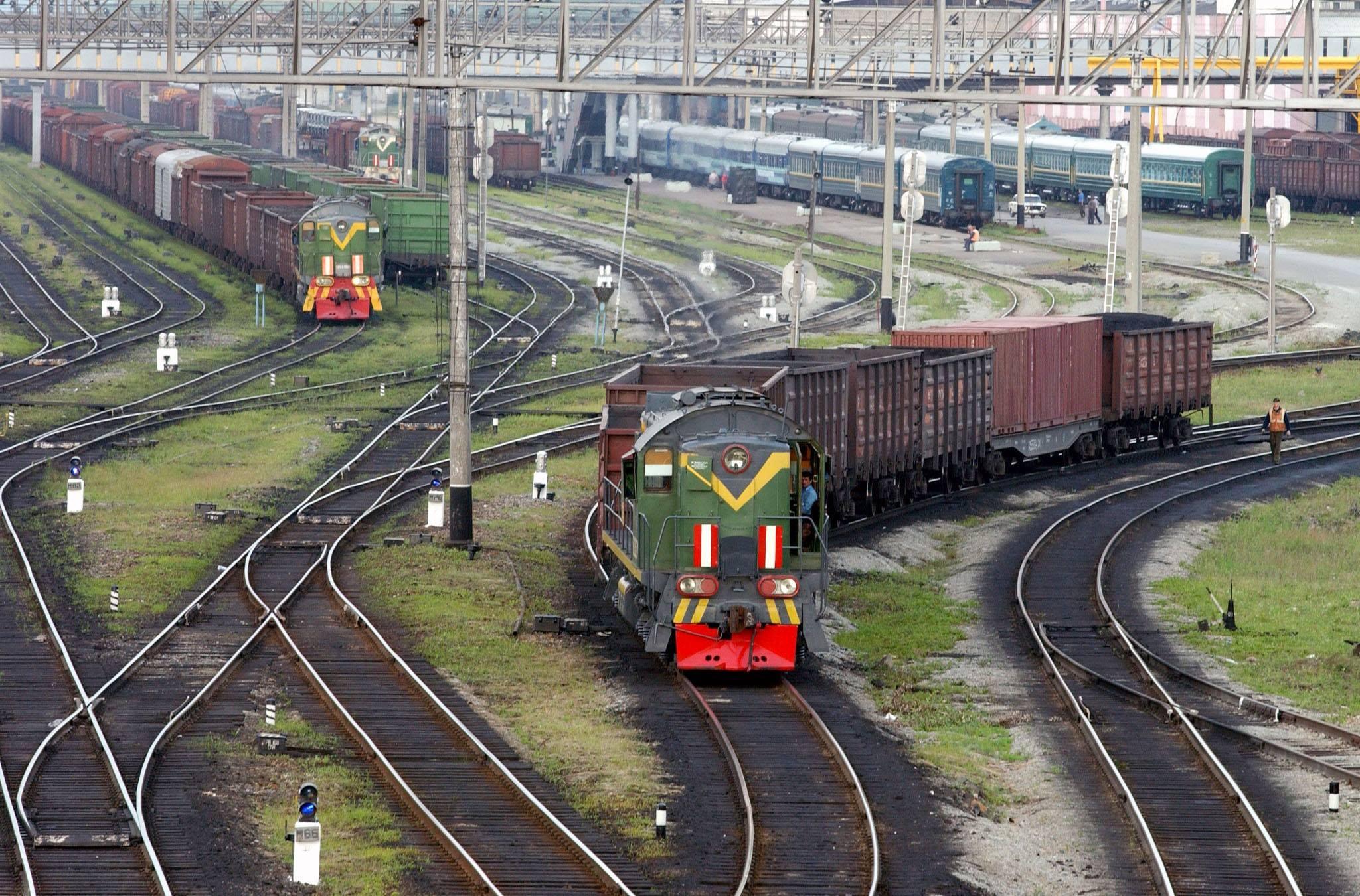 ロシアの輸送インフラについて
