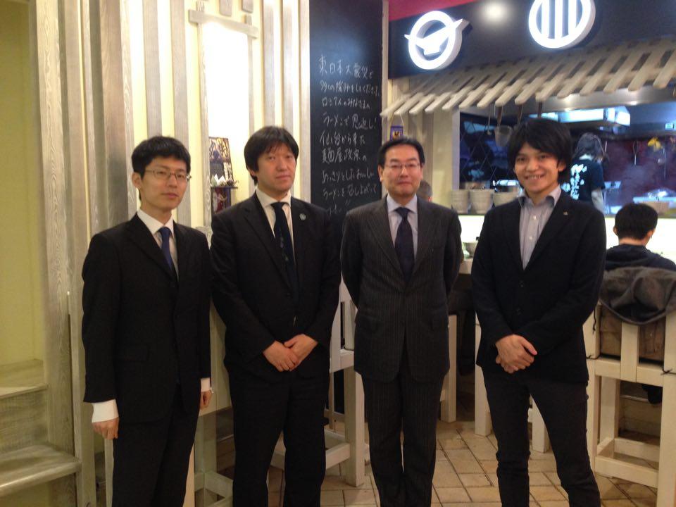 モスクワ日本大使館による現地ビジネス調査