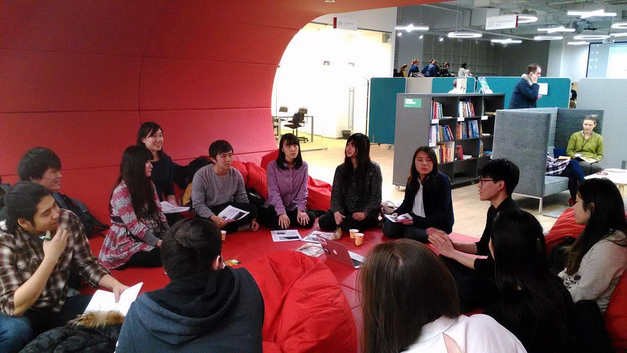 ロシア留学とキャリアについて、日本人留学生と一緒に考えてみました。