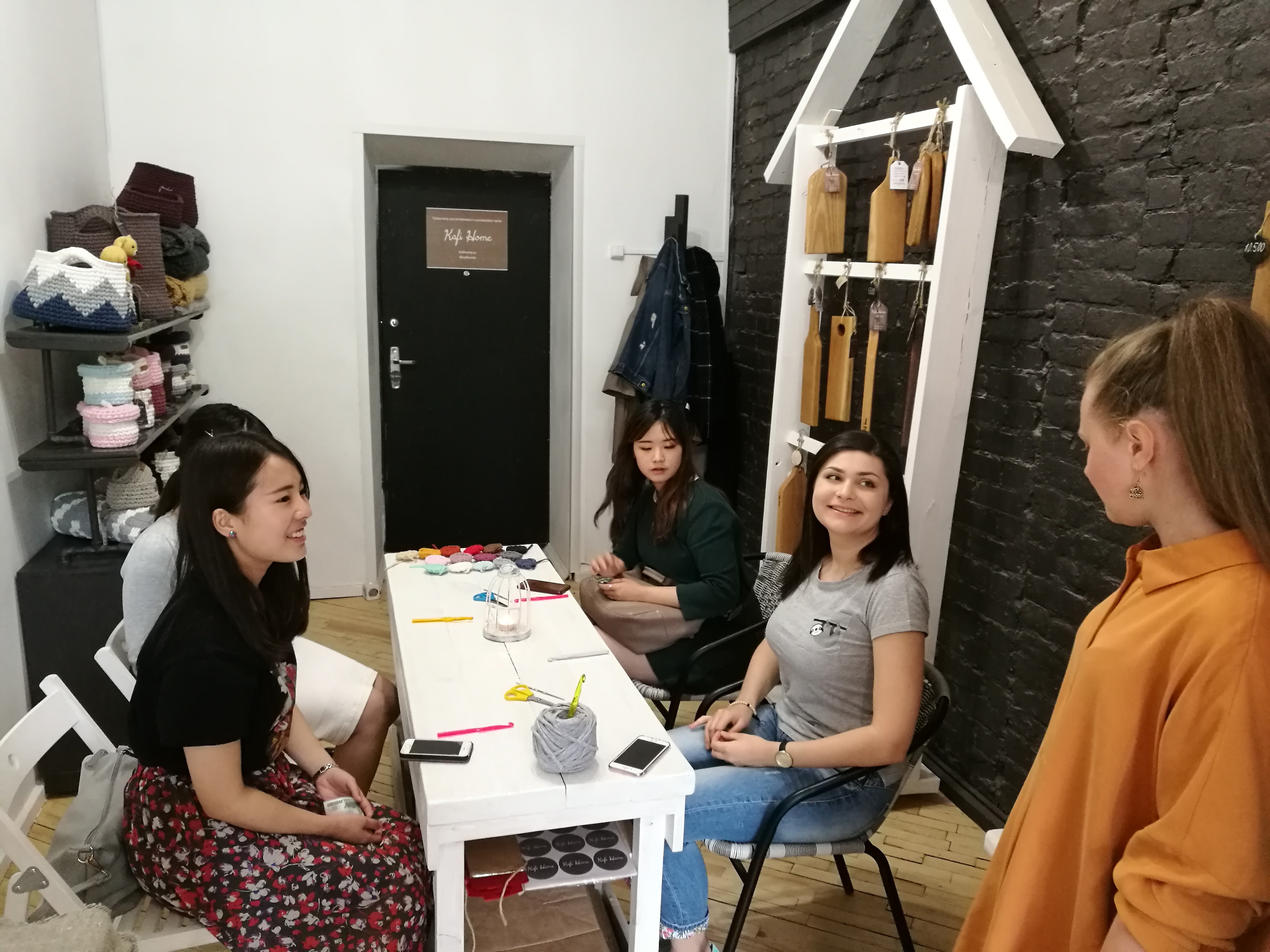 学生支援プロジェクト・インタビュー(Takeuchi Eriさん)