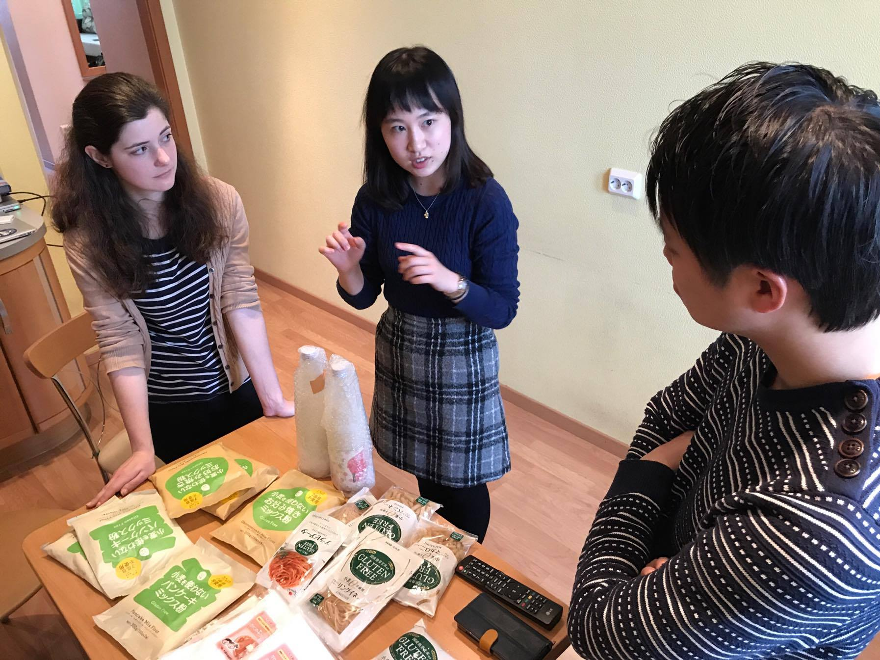 海外インターン第一弾・インタビュー(Shibahashi Chisatoさん)
